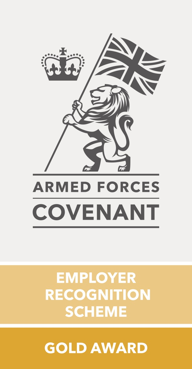 armed forces covenant employer logo